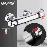 GAPPO Bathtub faucets bathroom mixer tap bath faucets Waterfall taps bath thermostatic shower set bathtub faucet