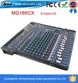 2016 Завод Цена Сюрприз Профессиональное аудио смеситель MG166CX 16 канала видео микшер С Сжатия и Эффекты
