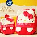 Hello kitty mochila de peluche hello kitty kt mochila bolsa de los niños mochila para niñas
