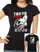 TOKYO GHOUL Inspired Kaneki T-Shirt sizes up to 5xl New T Shirts Funny Tops Tee Unisex free shipping mens/womens