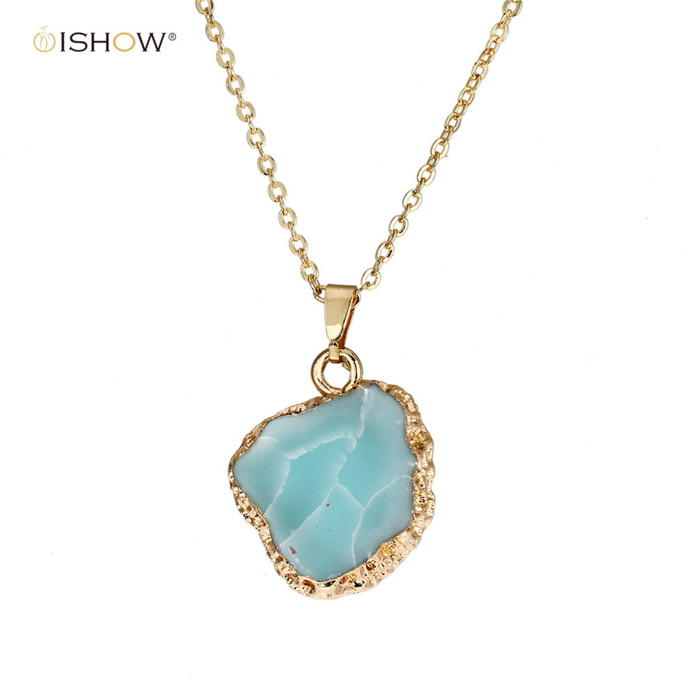 gold crystal necklace pendant swarovskigeneration swarovski blue plated generation rose light