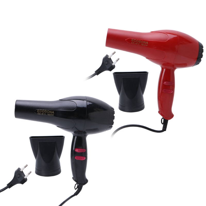 Portable 3000W Hair Blow Dryer Travel Use Hair Dryer Compact Blower 220V EU Plug free shipping new version bs 2400 2200w low noise per dryer pet blower with eu plug dog cat variable speed dryer pet grooming