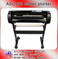 DJ720 Cutting Plotter Machine Low Cost Floor Standing Cutting Plotter Designed for Office and Home Use