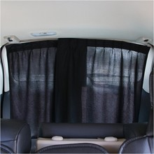Adjustable Auto Car Side Window Sun Shade, Solar Protection Shield UV Protection