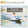 Nueva 3CH Grandes Barcos De Control Remoto de Alta Potencia 7.2 V Barco De Juguete De Plástico Modelo RC Peces Voladores No. Al Aire Libre juguetes de SEPTIEMBRE 15