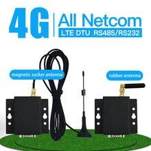 อุตสาหกรรม 2g 3g 4g dtu Modem Serial port Gsm Gprs เครื่องส่งสัญญาณ rs232 rs485 uart 4G transceiver XZ DG4M
