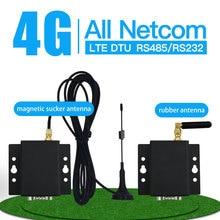 Endüstriyel 2g 3g 4g dtu Modem Seri port Gsm Gprs Verici rs232 rs485 uart 4G Kablosuz alıcı XZ DG4M