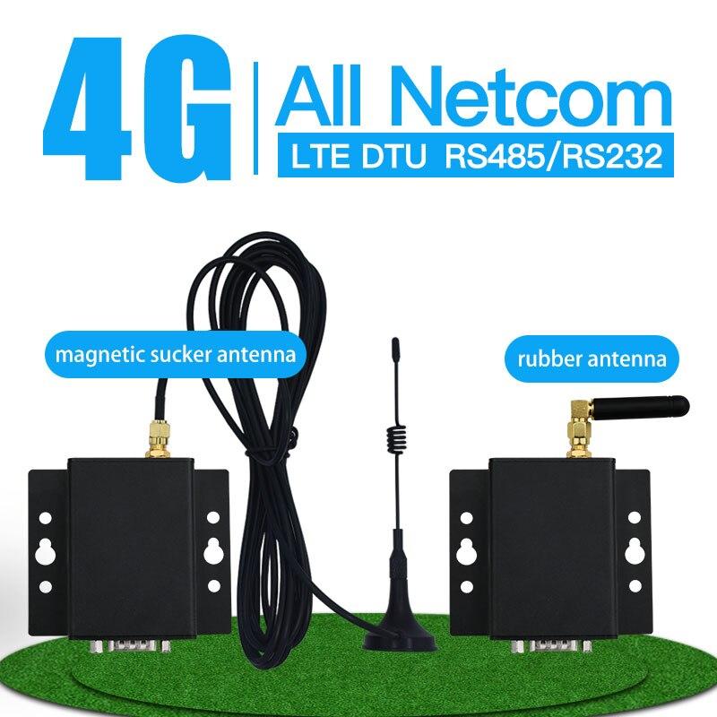 Industrial 2g 3g 4g dtu Modem Serial port Gsm Gprs Transmitter rs232 rs485 uart 4G Wireless Transceiver XZ DG4M