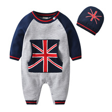 mimixiong Spring New Born Baby Clothes Soft Cotton Knitted