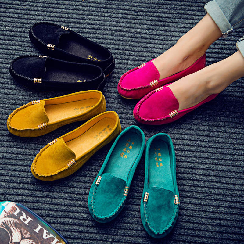 Hot Sale 2016 Summer Woman Flats New Fashion Pure Color Wild Concise Flat Casual Shoes Round Toe Comfortable Female Shoes aDT81 цены в интернет-магазинах