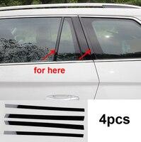 4pcs for SKODA KODIAQ Rear window Trim