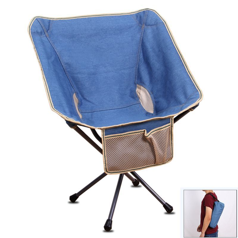 Lightweight Portable Chair Outdoor Furniture Folding Backpacking Camping Lounge Chairs For Sports Picnic Beach Hiking Fishing