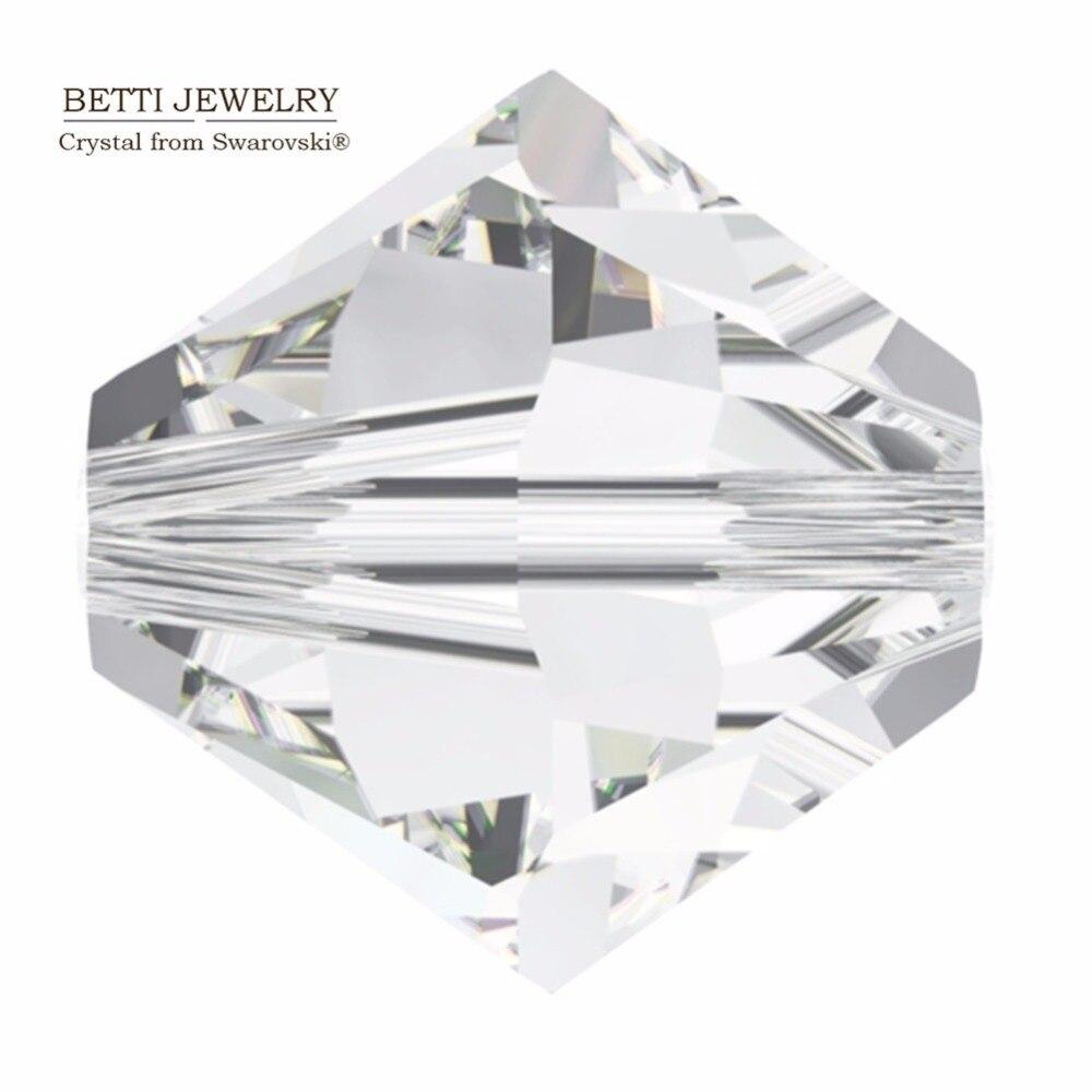 5328 30 Swarovski® Kristall Perlen Xilion Beads 4mm WHITE OPAL Art