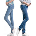 Elastic Waist Cotton Jeans for Pregnant Women Plus Size Women's Jeans Pants for Pregnant Women M-3XL Newe Arrival