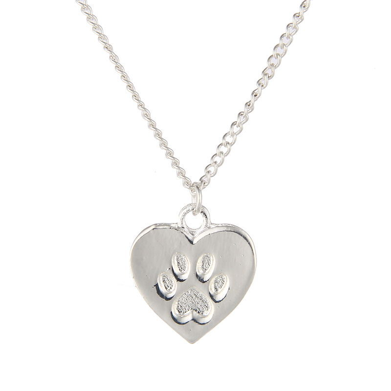 Cat Lover Friendship Charm Necklace