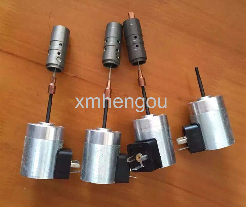 цена на 1 set Original Folding Machine Solenoid Valve ZD.203-764-01-00 24V, Stahl Folding Machine Spare Parts