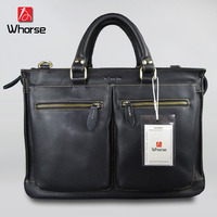 WHORSE W160319 Guarantee Genuine Cow Leather Women Shoulder Bag Large Chain Ladies Casual Women S Handbag