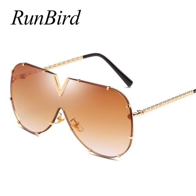 58e0387ed Ladies Square Sunglasses Women Luxury Brand Design Oversize Shades Female  Brown Sun Glasses Big Frame Oculos De Sol 1337R