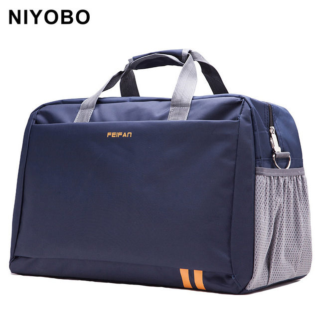 77db4462cb3f New Style Men Travel Bags Large Capacity Luggage Bags Waterproof Travel  Totes Bags PT995