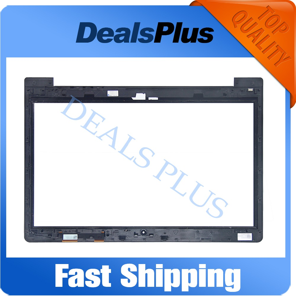 Replacement New Touch Screen Digitizer Glass with Frame For Asus VivoBook S400 S400CA JA-DA5343RA 14-inch Black Free Shipping new 15 6 for acer aspire v5 571 v5 571p v5 571pg v5 531p touch screen digitizer glass replacement frame
