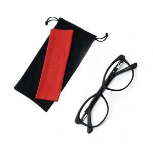 Image 5 - OCCI CHIARI High Quality Acetate Glasses Men Retro Vintage Prescription Glasses Women Optical Spectacle Frame Round OC7205