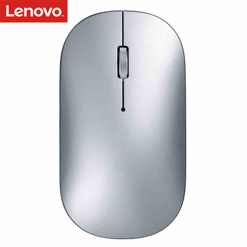 Lenovo Xiaoxin Air Mouse 2018 New Wireless(Bluetooth) Dual-Mode with 4K DPI Support Offical Verification for Windows7 8 10, Mac mouse