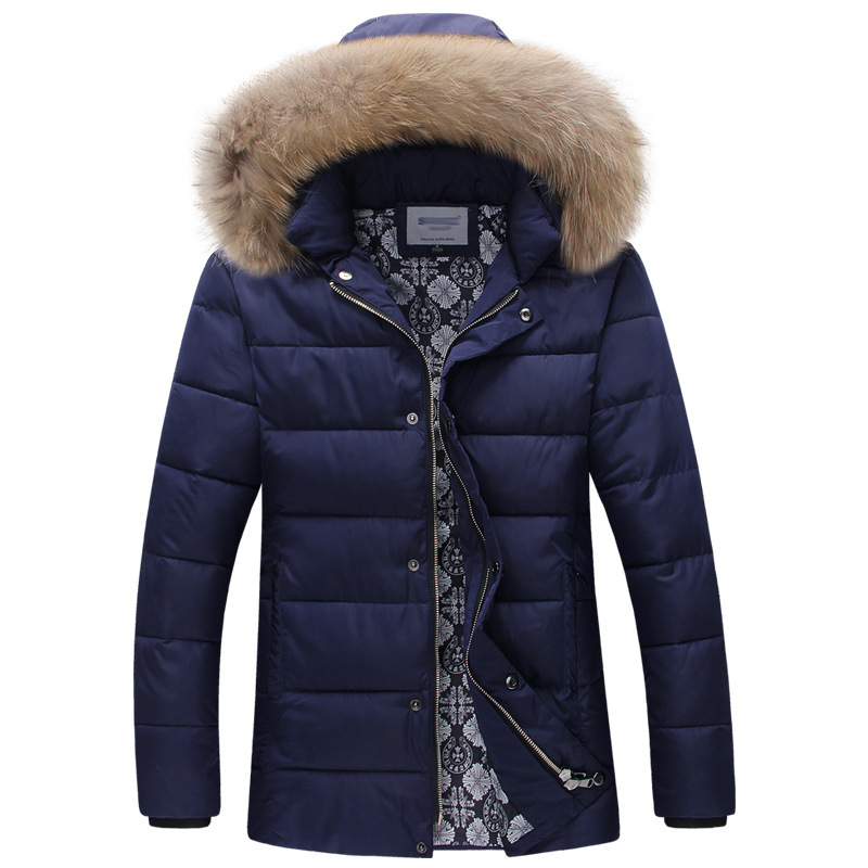 Thick Winter Jacket Men Coat Mens Winter Jackets And Coats Parka Manteau Homme Hiver Abrigos Hombres Invierno Hot Sale #031