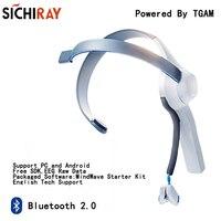 Mindwave Bluetooth 2 0 Headset Mobile Version Brainwave Sensor Mind Training Toys For Neurosky Mind Games
