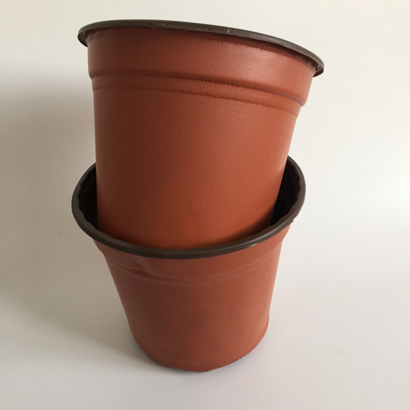 D18xh16cm 60pcs Lot Large Plastic Nursery Pots Decorative Small Pot Flower Caliber Corrosion Resistance Sf 094 18 In From Home