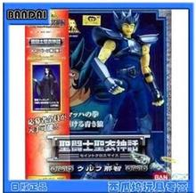Saint Cloth Myth Wolf Nachi From Saint Seiya Action Figure Super Hero Minimal version