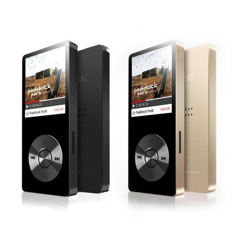 Original Metal mp3 player 8GB speaker 1.8 Inch Touch Screen USB MP3 FM Recorder E-Book Clock Data mp3 music Player K9