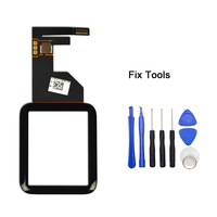 LOVAIN 1Pcs Pre Tested 38mm 42mm For Apple Watch Series 1 Touch Screen Digitier Outer Panel