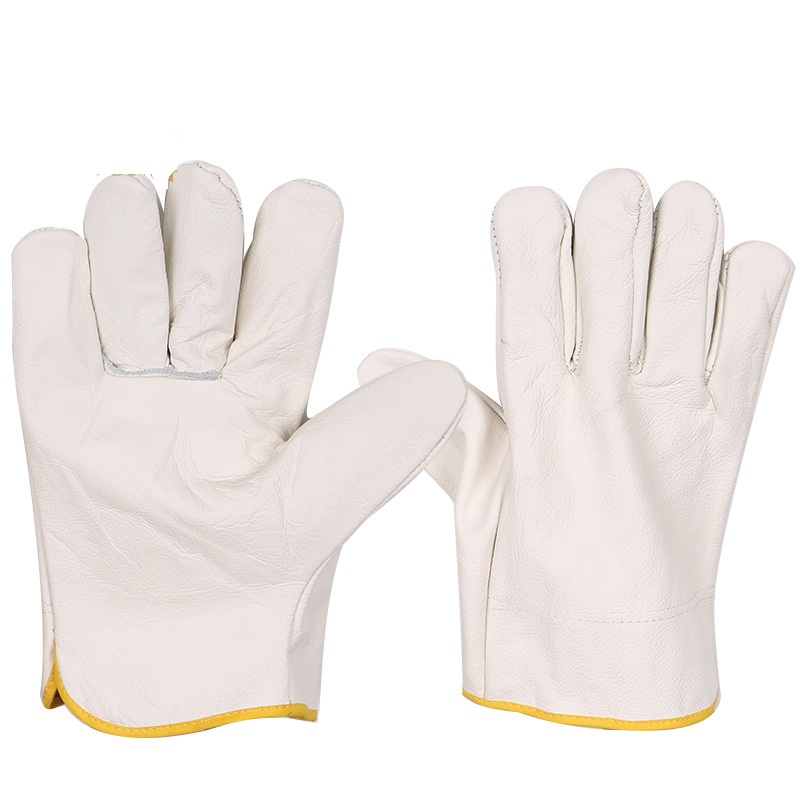 TIG MIG welding gloves, non-slip temperature resistance wear-resistant wear-resistant work gloves lomond 1209122 80 2 914 175 76