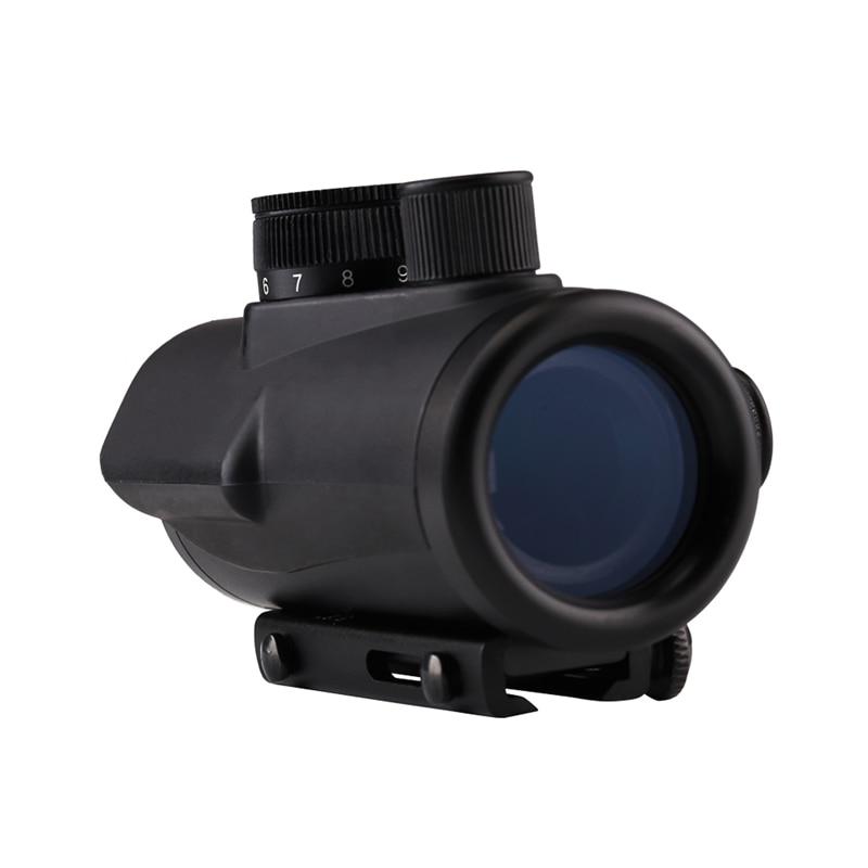 Caça holográfica 1x30mm red dot sight com