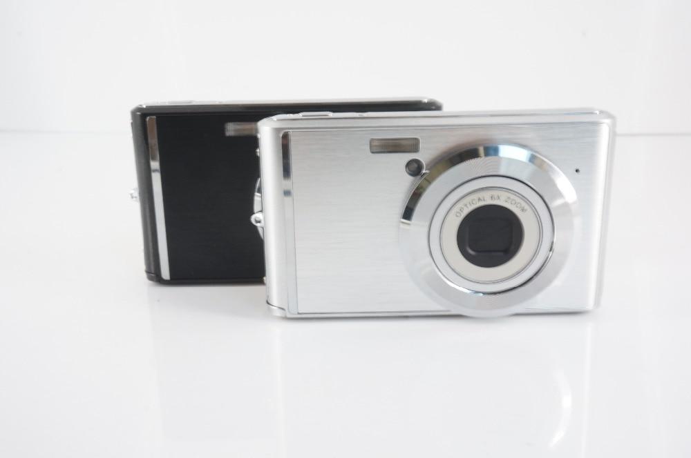 Max 18megapixels 3x Optical Zoom Professional Digital Cameras Mini Cam 2.4 TFT LCD Display 1080P HD Compact Digital Camera Cam