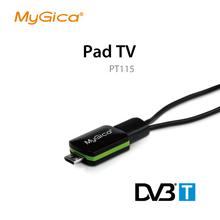 Dvb-t tuner tv Geniatech MyGica PT115 zegarek DVB-T telewizora hd na telefon z systemem android Pad micro USB dvb-t stick tuner tv tanie tanio Tv stick 100 gb Standardowy Brak w zestawie Wysokiej rozdzielczości