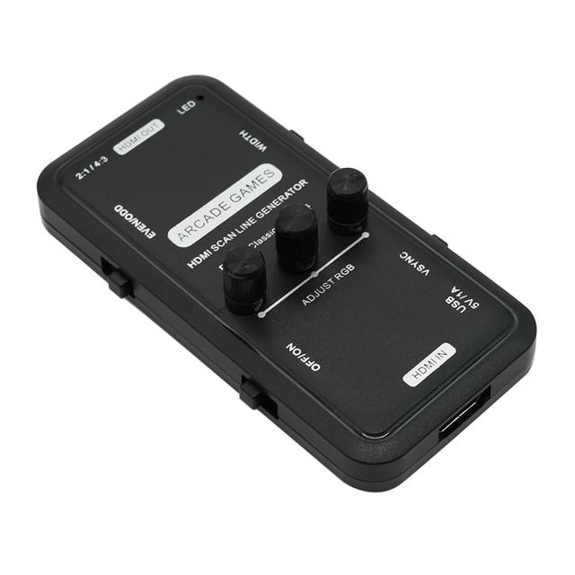 Aliexpress Com Comprar Escaner Generador Hdmi Scanline Para Juegos