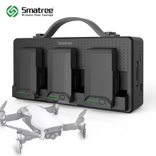 Smatree Battery Charger for DJI Mavic Air,DJI air Charging Station