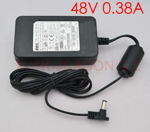 Image 1 - 20 STKS hoge kwaliteit 48 V 0.38A Originele Adapter AC Voeding voor cisco CP PWR CUBE 3 PSA18U 480 341 0081 02 Gratis Winkelen