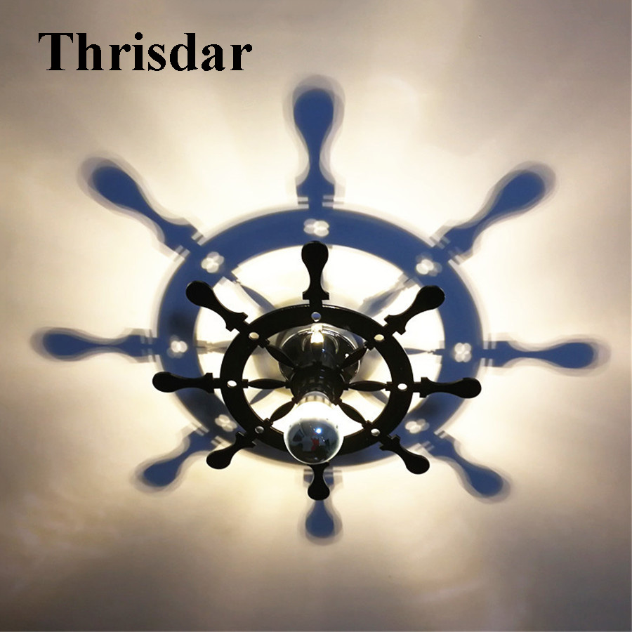 Thrisdar E14 5W Creative Shadow Led Wall Lamp Acrylic Bedside Reading Light Living Room Foyer Home Lighting Wall Sconces Lamps beiaidi e14 creative led wall lamp flower lampshade projection shadow wall light nordic acrylic wall art home decor ornament