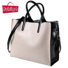 BVLRIGA 100% los precios en Dólares de hombro genuino bolso de cuero bolsos de diseño de alta calidad bolsa de mensajero de las mujeres famosas marcas