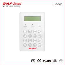 Wolf-Guard Беспроводная снятие с охраны МГц Беспроводная клавиатура 433 домашняя рука для дома GSM охранная сигнализация система безопасности