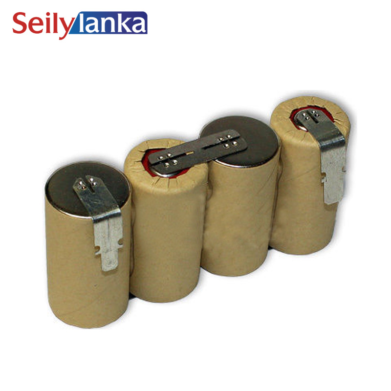 For Gardena 4.8V 4000mAh Accu75 Accu 75 SC NIMH battery pack electrical Power tool ...