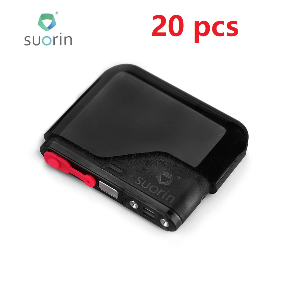 Original Suorin Air Cartridge 2ml Capacity 1.2ohm Resistance E-cig Air Cartridge Replacement Spare Part For Suorin Air Kit