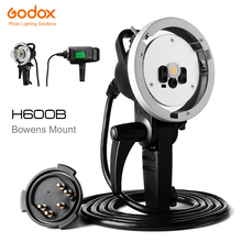 Godox H600B Bowens Mount for AD600B AD600BM Wireless Strobe Flash (Bowens Mount)