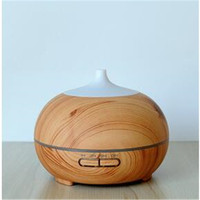 Household Mini Humidifier Portable Home Aromatherapy Essential Oil Diffuser Electric Air Purifier Led Light Mist Maker