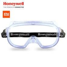 Original xiaomi mijia honeywell anti nevoeiro antiareia à prova de vento anti poeira resistente vidro de trabalho transparente para xiaomi kit casa inteligente