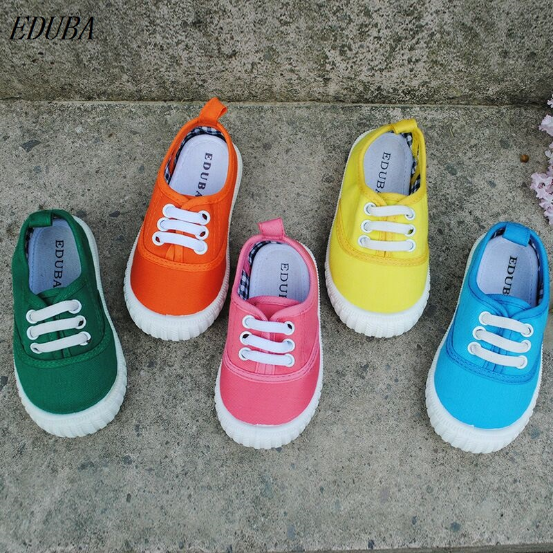 New Toddler Baby Girls Cute Colored Big Bow Casual Walking Flat Slip-On Shoes BA