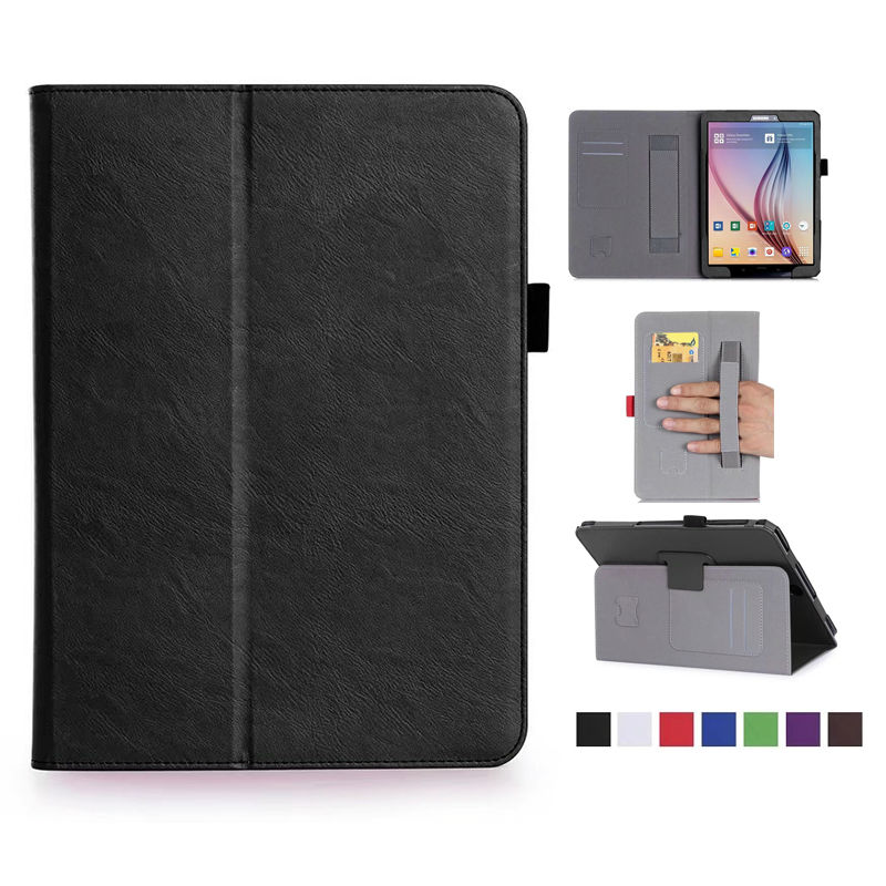 Tab S3 T820 9.7 inch PU Leather Case Cover Business Protective Stand Wallet Fundas For Samsung Galaxy Tab S3 9.7 T820 Shell Skin max q hot business stereo stand case for samsung galaxy tab 2 7 0 p3100 p3110 pu leather case protective book cover cases