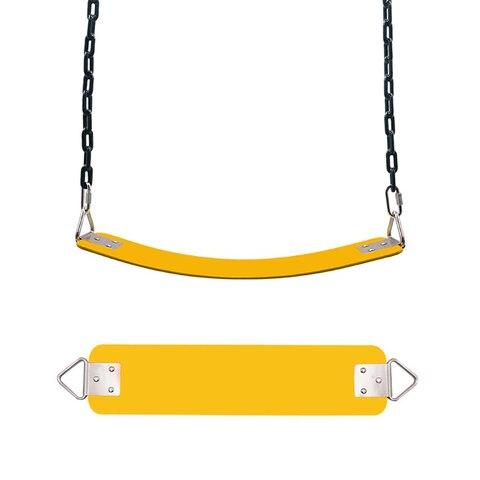 77 2 cm assento do balanco com triangulo de metal anel de 300 kg 660